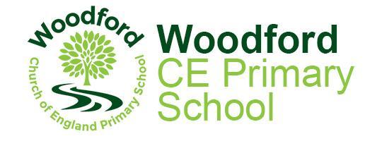 Woodford CoE Logo